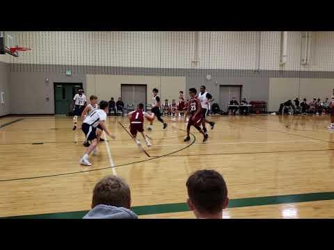 Jacob#5- Hillwood middle school 8th grade basketball