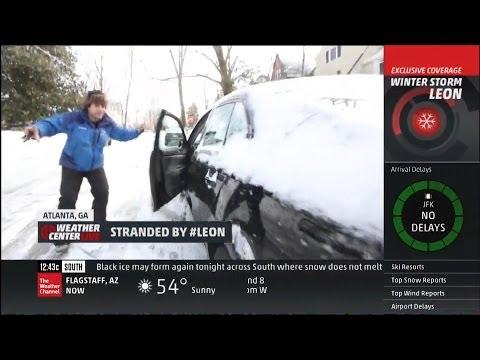 My Car Is Stranded In Atlanta!
