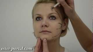 Видеоуроки для специалистов: Анатомия лица. estet-portal.com