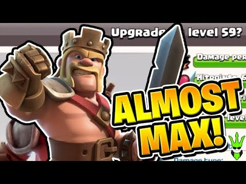 ONE MORE LEVEL TO GO!! - Road to Max TH12! -