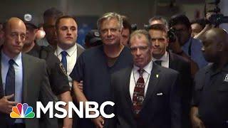 Despite Twists, President Donald Trump Saga Actually Just One, Big Scandal | Rachel Maddow | MSNBC