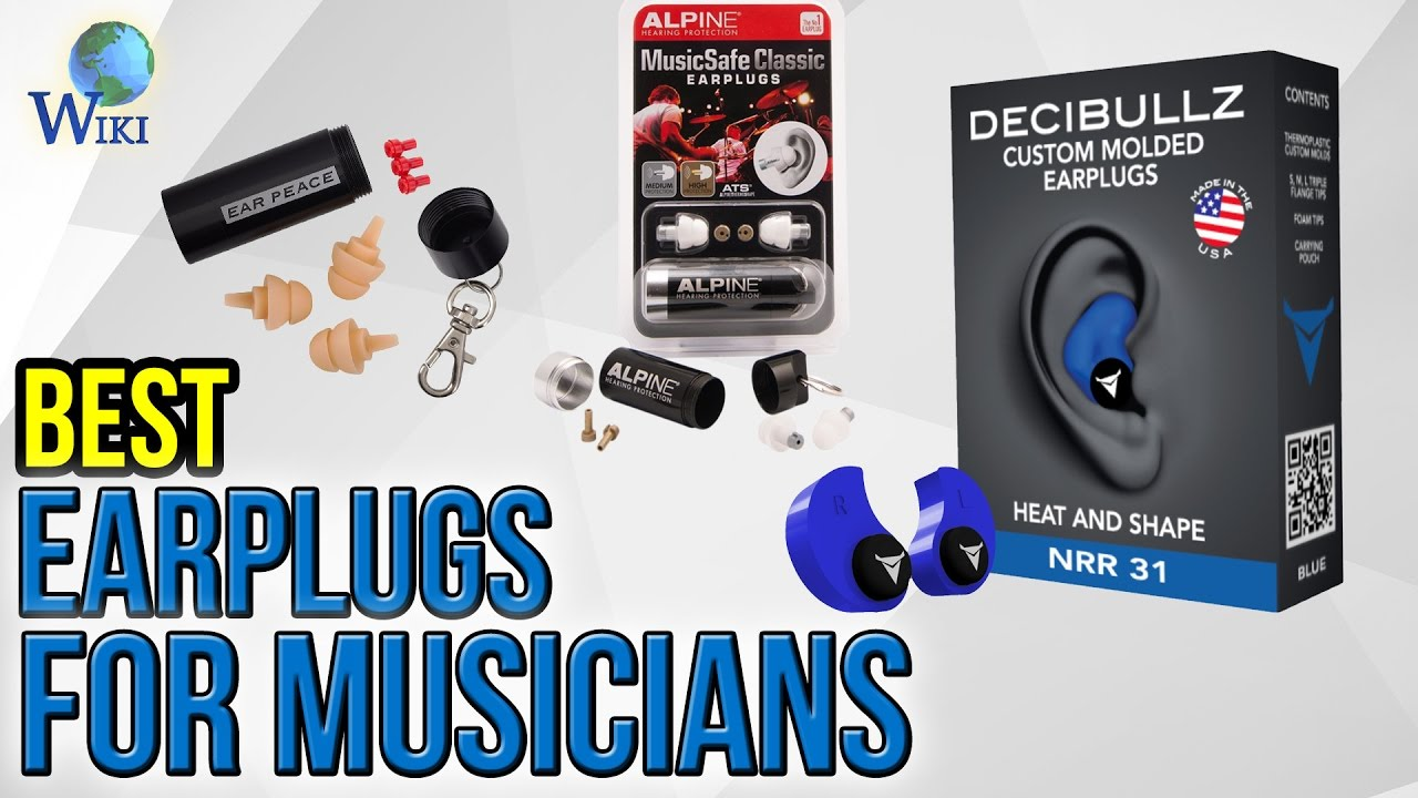 10 best earplugs for musicians 2017 youtube. Black Bedroom Furniture Sets. Home Design Ideas