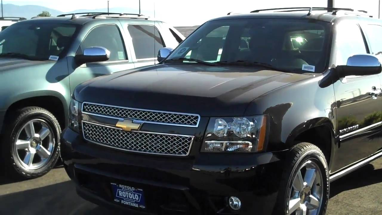2011 Chevrolet Avalanche LTZ Rotolo Chevrolet - YouTube