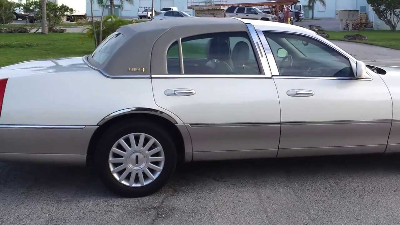 For Sale 2003 Lincoln Town Car Signature Primer Edition Youtube
