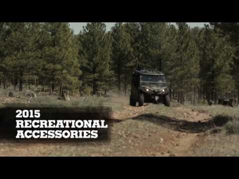 2015 Hunting Accessories For Can-Am ATVs And Side-by-Side Vehicles