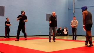 UKC Kickboxing: Canterbury vs Medway 8