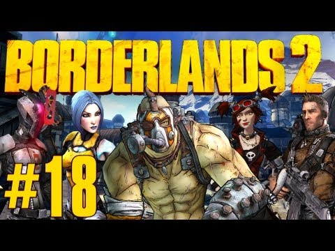 "Borderlands 2 - Part 18 - ""Animal Rights"""
