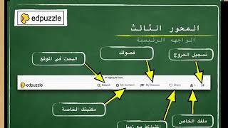 شرح برنامج تصميم الفديو التفاعلي edpuzzleرابط التحميل في الوصف👇