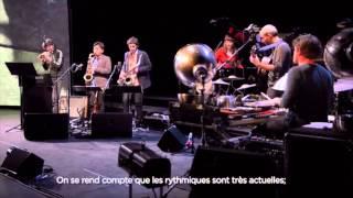 Rifflet & Irabagon - Perpetual Motion (A Celebration of Moondog)