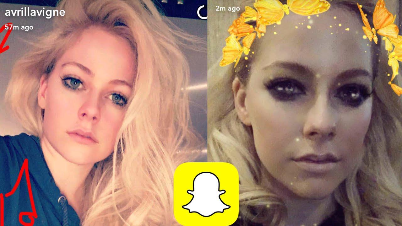 Snapchat Avril nude photos 2019
