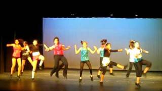 Dance Recital Teen Hip Hop Tik Tok