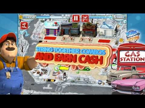 Gas Station Rush Hour il gioco per iOS, Android, Pc e Mac - AVRMagazine.com