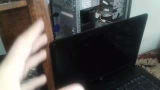 طريقة اصلاح مشكل اشتغال الحاسوب وعدم ظهور شيء في الشاشة