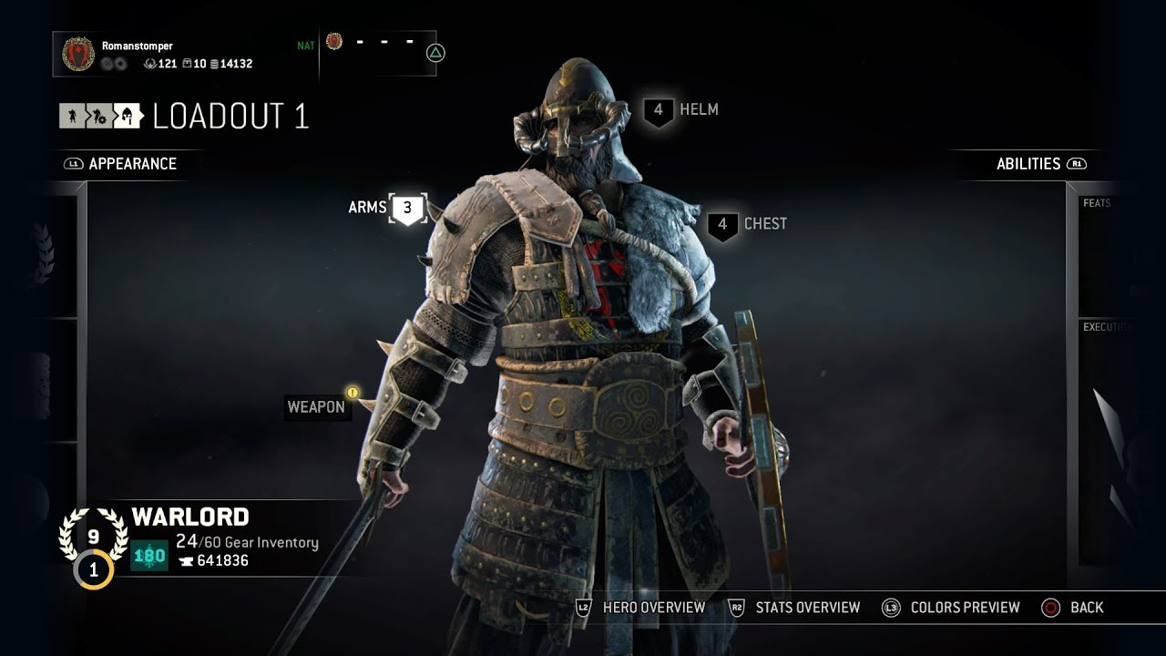 For honor season 6 warlord rite of champions event gear bjorn 39 s runes youtube - When is for honor season 6 ...