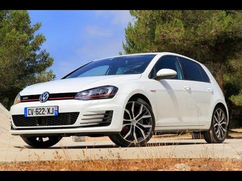 Essai VW Golf GTI