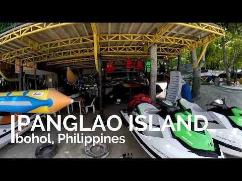 JET SKIING AT PANGLAO BEACH, PANGLAO, BOHOL, PHILIPPINES