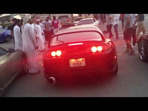 Crazy Hondas (Jdm uae meet 2017)