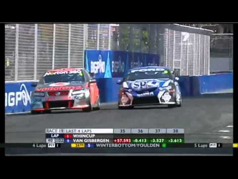 V8 2010 - Gold Coast - Race19 Highlights