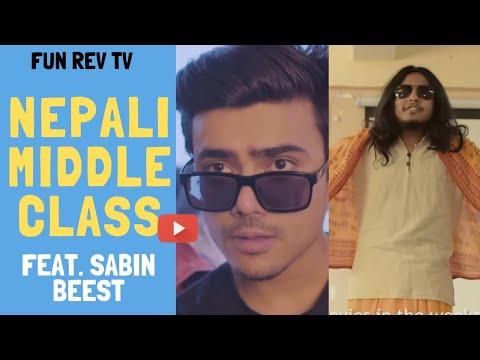 Voice of Middle Class - Feat. Sabin Beest Karki and Super Mandip TV