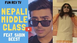 FRTV: Voice of Middle Class - Feat. Sabin Beest Karki and Super Mandip TV