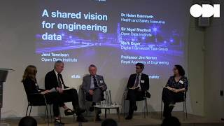 Sharing engineering data for the public good: a shared vision