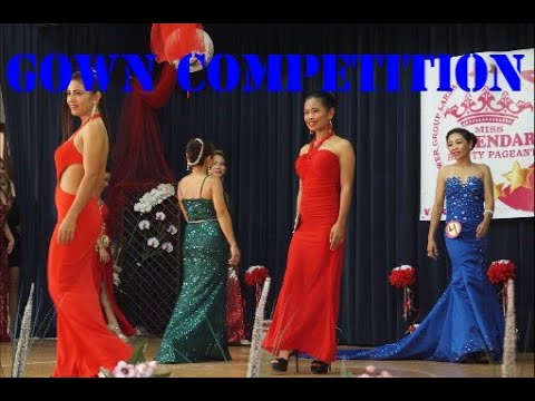 GOWN COMPETITION: MISS CALENDAR 2019 BY POWER LARNACA CYPRUS EUROPE(PART 4)
