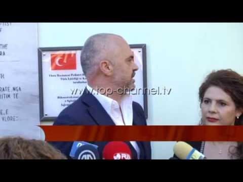 Rama: Vlora, kantier ndërtimi - Top Channel Albania - News - Lajme
