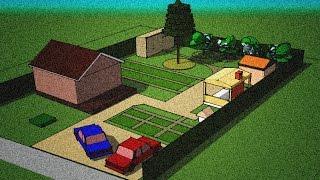 видео Планировка участка 15 соток с домом: фото примеры для дачи