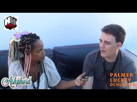Gaming Demands The Oculus Rift: Palmer Luckey Interview Virtual Reality