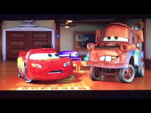 Cars 2006 Traffic Court Scene Youtube