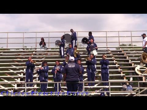 Horace Mann Academy Band 2017 Highlights - PEBOTB