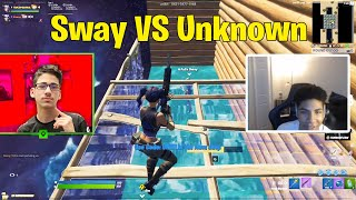FaZe Sway VS NRG Unknown 2v2 Boxfight Wagers and This Happened! - 2v2 Box Fight