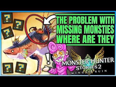 The Missing Monsties in Stories 2 - What Happened - Monster Hunter Stories 2! (Fun/Discussion) |