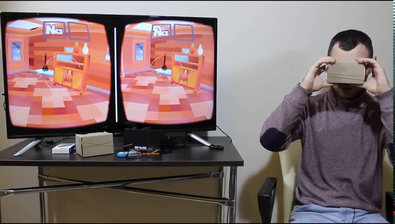обучение детей и взлослых химии в виртуальной реальности обзор Vr