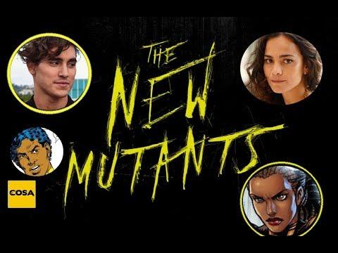 La Cosa Cine   Entrevista al elenco y director de The New Mutants