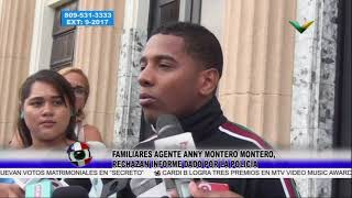 Familiares de la agente Anny Montero Montero, rechazan informe dado por la policía