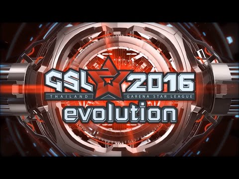 Garena Star League 2016 : Evolution [DAY 1]