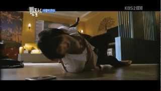 121110 JYJ 재중 JaeJoong SPOILER 영화가 좋다 자칼이 온다 Code Name: Jackal