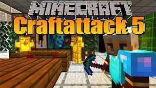 Clym zieht bei mir ein! - Minecraft Craftattack 5 #44