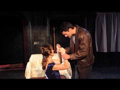 The Lover, by Harold Pinter. Clip, Virago Theatre Company at The Flea Theater, New York 2014