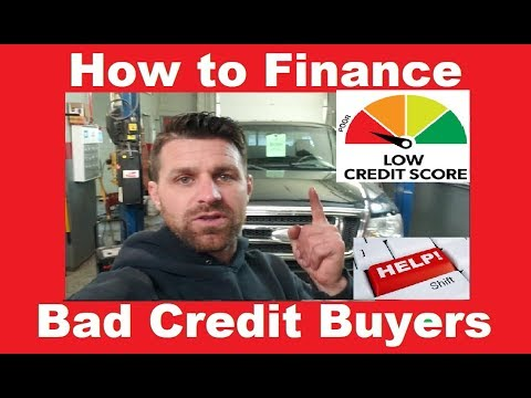 car-dealer-trick---how-to-finance-someone-with-bad-credit