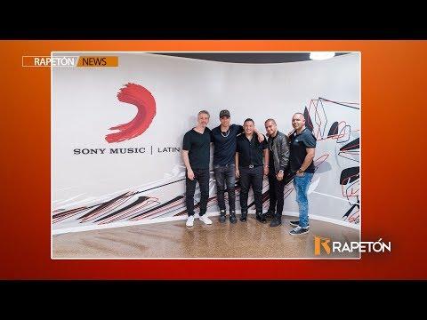 Noriel firma contrato millonario con Sony Music