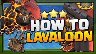 How to LavaLoon - TH10 Attack Strategy Guide for 3 Stars | Clash of Clans - Elite Gaming CWL Week 6