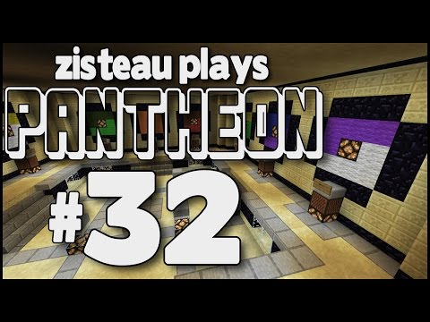 Minecraft Pantheon #32 - Record Collecting