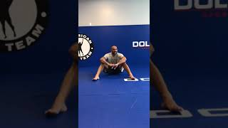 Видеоурок-9, ахилл через растяжку и упор под колено соперника /Achilles heel hook 😉