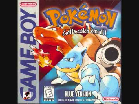 Pokemon Red/Blue - On the Road - (Mt Moon to Cerulean City remix)
