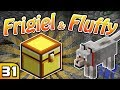 FRIGIEL & FLUFFY : LE DONJON AUX TRÉSORS | Minecraft - S4 Ep.30