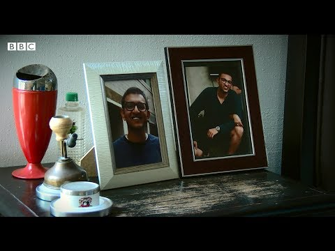 Raising awareness after losing son to suicide - BBCURDU