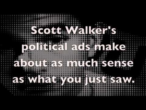 Recall Walker-Republican/Koch Brothers political ads distort the facts