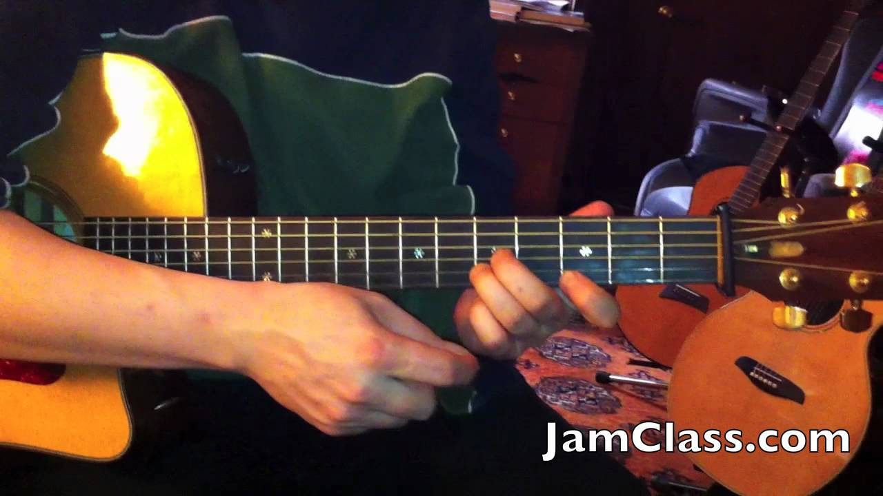 How To Play Hank Williams Jr A Country Boy Can Survive Intro Youtube